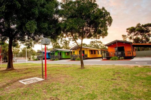 BIG4 Bendigo Park Lane Holiday Park - Camping Site
