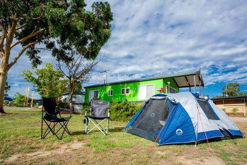 BIG4 Bendigo Park Lane Holiday Park - Camping