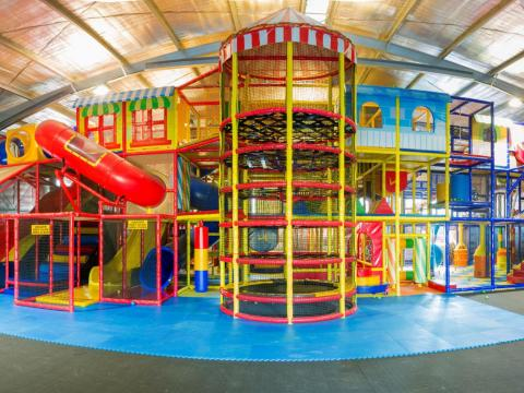 BIG4 Bendigo Park Lane Holiday Park - Parky's Wonderland