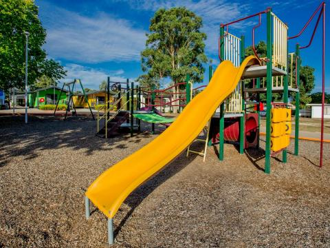 BIG4 Bendigo Park Lane Holiday Park - Outdoor Playground