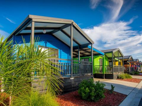 BIG4 Bendigo Park Lane Holiday Park - Accommodation Image