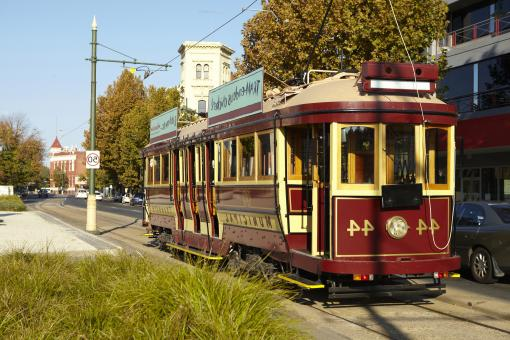 BIG4 Bendigo Park Lane Holiday Park - Bendigo Tram Family Package