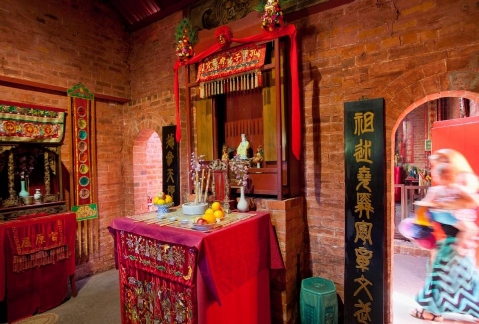 BIG4 Bendigo Park Lane Holiday Park - Things to do - Joss House Temple 1