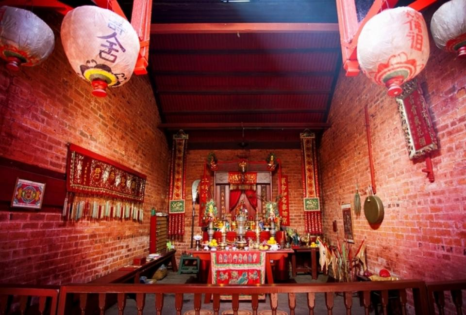 BIG4 Bendigo Park Lane Holiday Park - Things to do - Joss House Temple 2