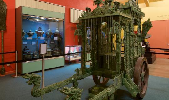 BIG4 Bendigo Park Lane Holiday Park - Things to do - Golden Dragon Museum