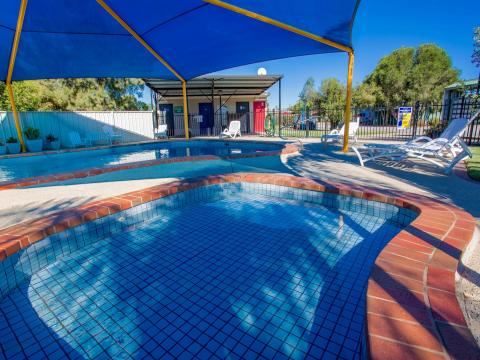 BIG4 Shepparton Park Lane Holiday Park - Outdoor Pool