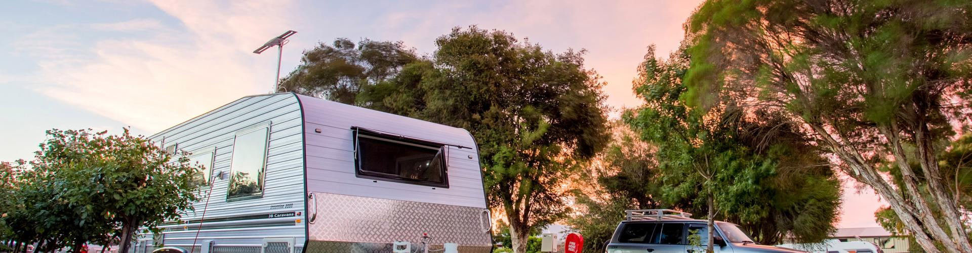 BIG4 Shepparton Park Lane Holiday Park - Caravan and Camping