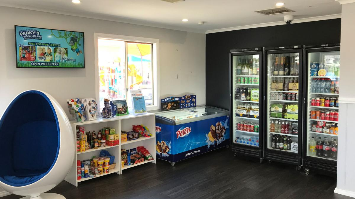 BIG4 Traralgon Park Lane Holiday Park - Kiosk Upgrade