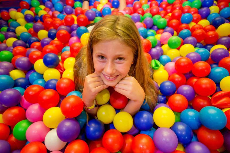 BIG4 Bendigo Park Lane Holiday Park Indoor Play Centre Ball Pit