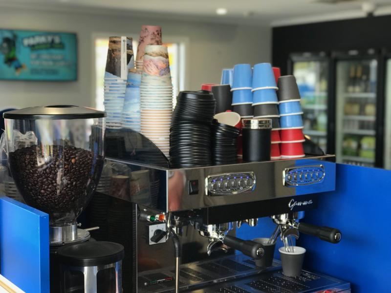 BIG4 Traralgon Park Lane Holiday Park - Coffee Bar