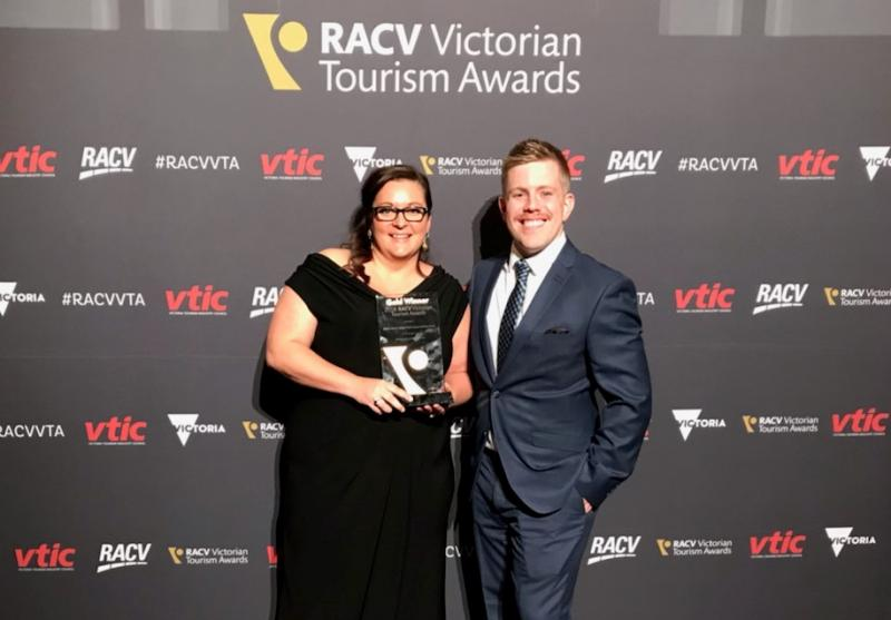 BIG Yarra Valley Park Lane Holiday Park - Gold Award Winner - Victorian Tourism Awards