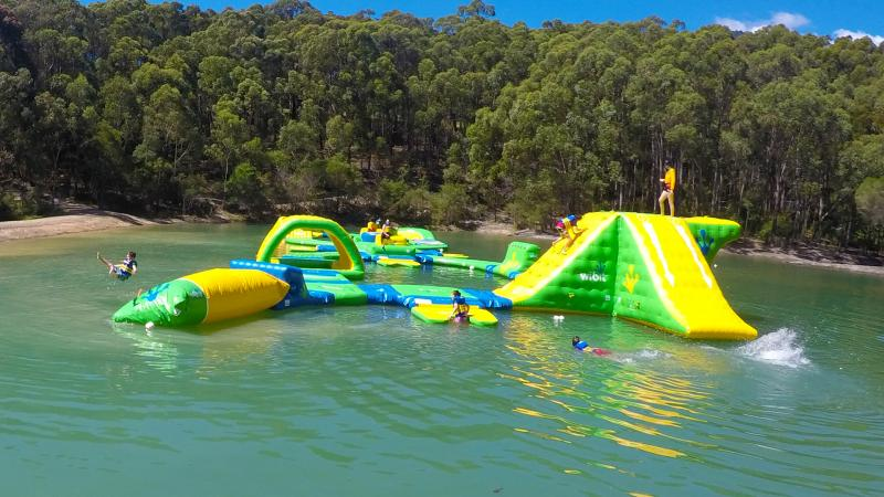 BIG4 Yarra Valley Park Lane Holiday Park - Parky's Water Park