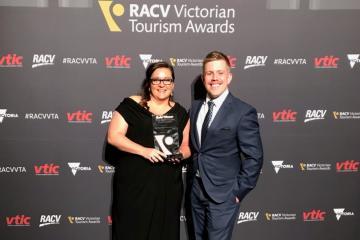 BIG Yarra Valley Park Lane Holiday Park - Gold Award Winner - Victorian Tourism Awards