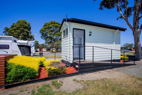 BIG4 Traralgon Park Lane Holiday Park - Ensuite Site