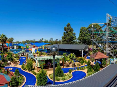 BIG4 Traralgon Park Lane Holiday Park - Parky's Fun Park Panoramic