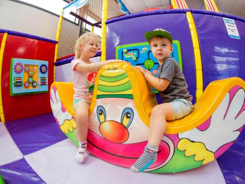 BIG4 Traralgon Park Lane Holiday Park - Park's Wonderland - Toddler Area