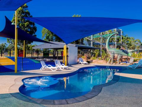 BIG4 Traralgon Park Lane Holiday Park - Outdoor Pool