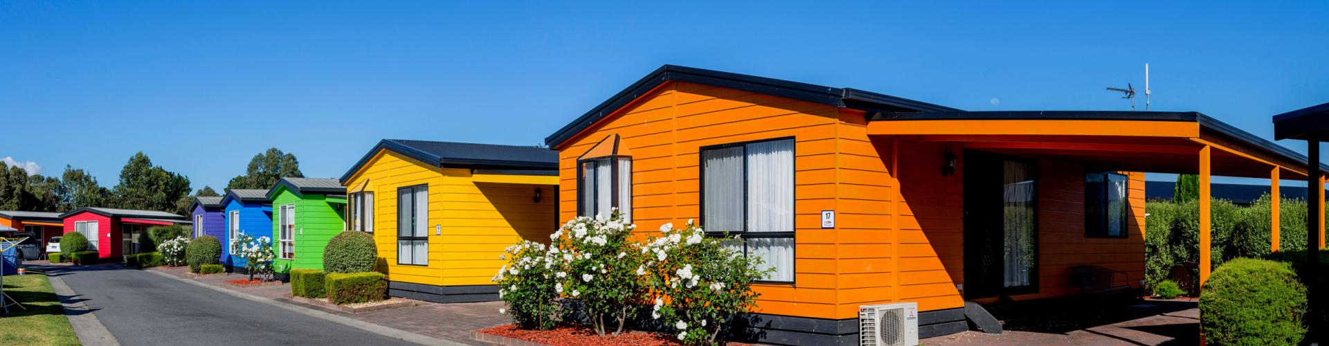 BIG4 Traralgon Park Lane Holiday Park - Cabin Accommodation