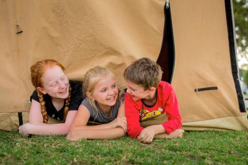 BIG4 Traralgon Park Lane Holiday Park - Camping