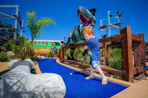 BIG4 Traralgon Park Lane Holiday Park - Family Fun Mid-week Package