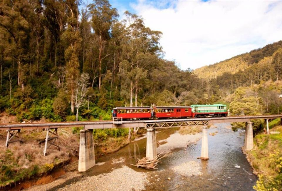 BIG4 Traralgon Park Lane Holiday Park - Walhalla Goldfields Railway