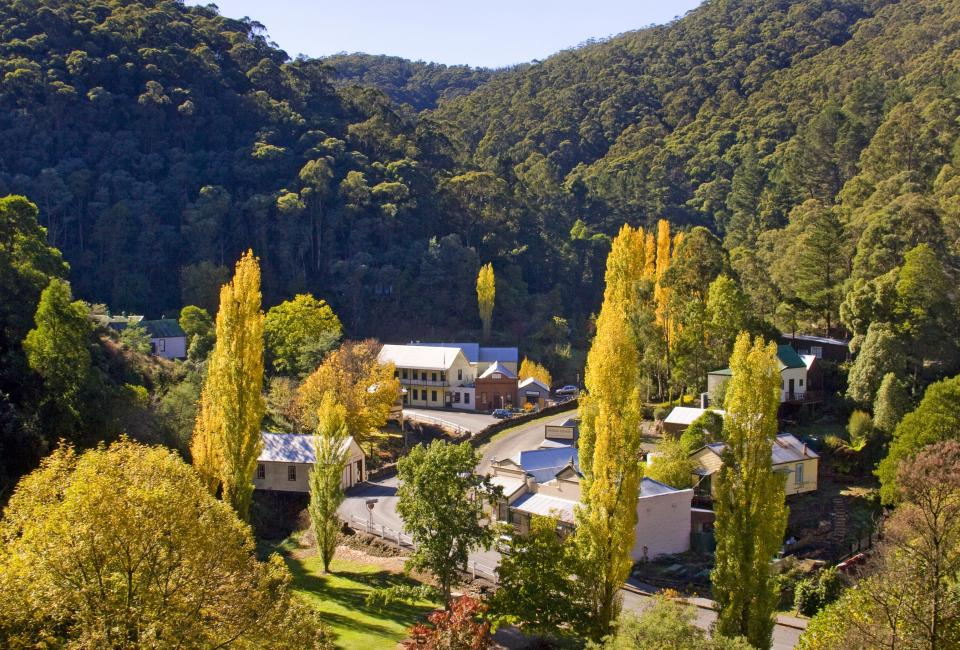 BIG4 Traralgon Park Lane Holiday Park - Walhalla & Mountain Rivers