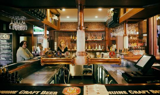 BIG4 Traralgon Park Lane Holiday Park - Grand Ridge Brewery - Bar
