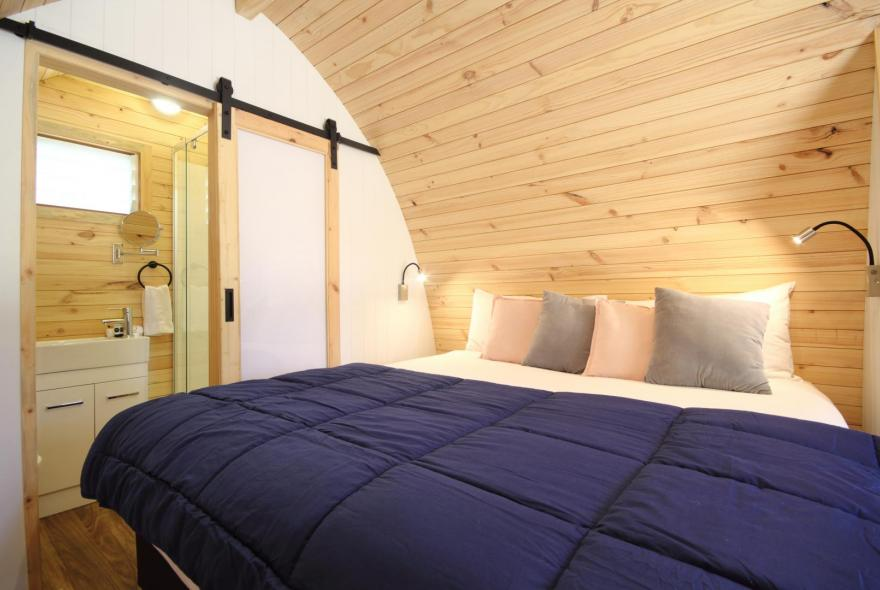 BIG4 Yarra Valley Park Lane Holiday Park - Glamping - Pod with Ensuite