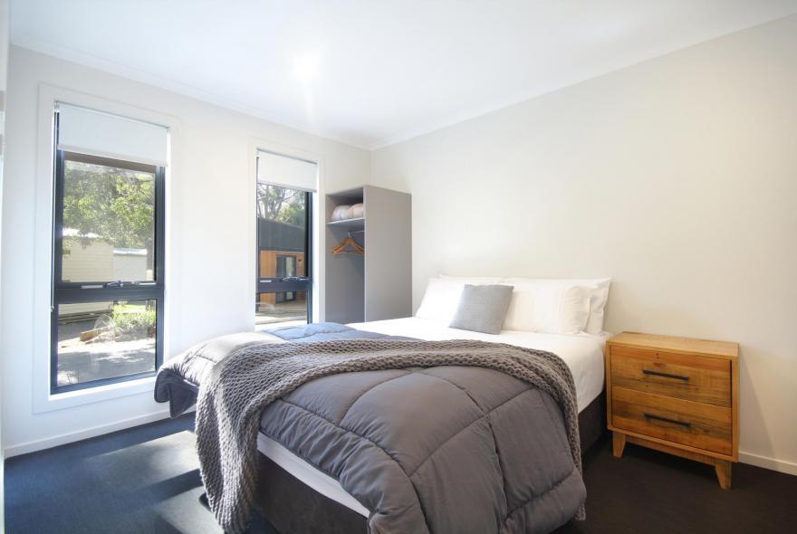 BIG4 Yarra Valley Park Lane Holiday Park - 3 Bedroom Condo - Bedroom 2