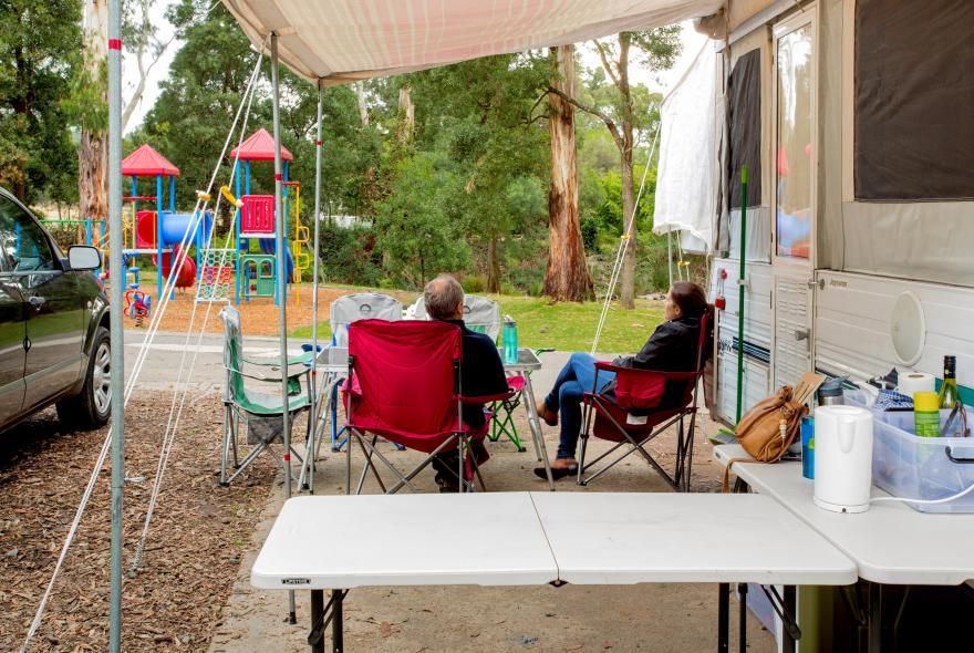 BIG4 Yarra Valley Park Lane Holiday Park - Powered Caravan and Motorhome sites