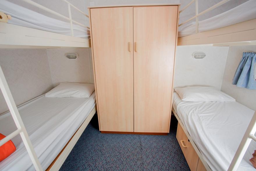 BIG4 Yarra Valley Park Lane Holiday Park - Parkside Cabin - 2 Bedroom - Bunk Beds