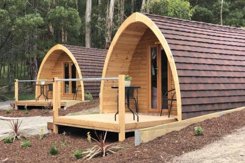 BIG4 Yarra Valley Park Lane Holiday Park - Glamping - Pods - Outdoor photo