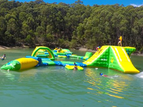 BIG4 Yarra Valley Park Lane Holiday Park - Parkys Water Park