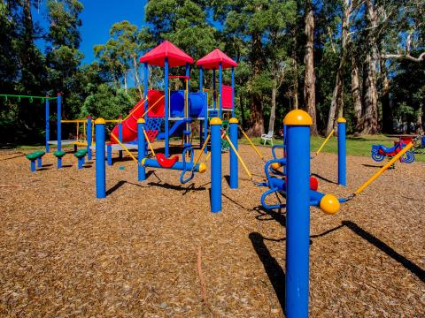 BIG4 Yarra Valley Park Lane Holiday Park - Outdoor Playground