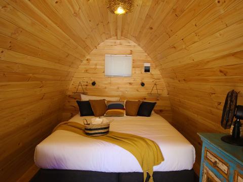 BIG4 Yarra Valley Park Lane Holiday Park - Glamping Pod - Interior