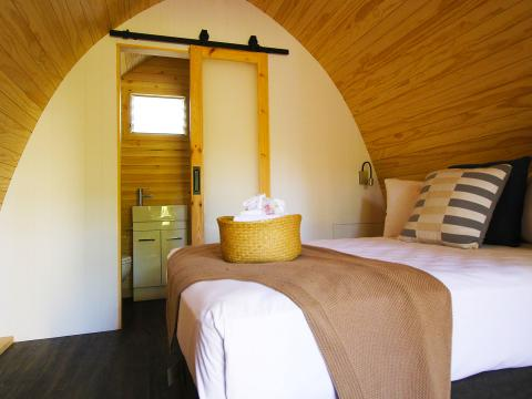 BIG4 Yarra Valley Park Lane Holiday Park - Glamping Pod w Ensuite - Interior