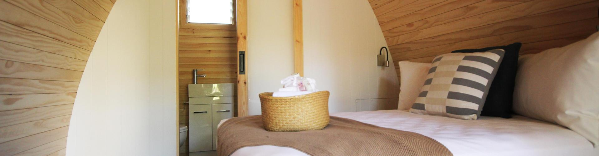 BIG4 Yarra Valley Park Lane Holiday Park - Glamping - Pod with Ensuite -
