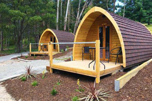 BIG Yarra Valley Park Lane Holiday Park - Glamping Pod Getaway